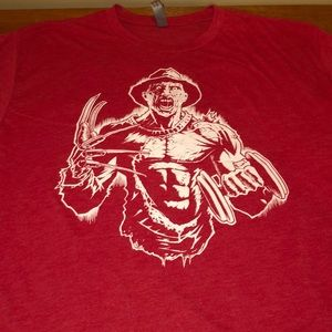 Classic Freddy Kruger T-shirt. Size XL